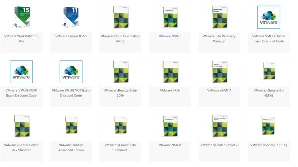 vMugSoftwareCatalogue - All things IT, EUC and Virtualization